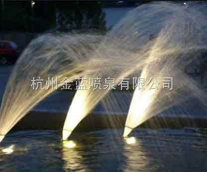 喷泉扇形喷头